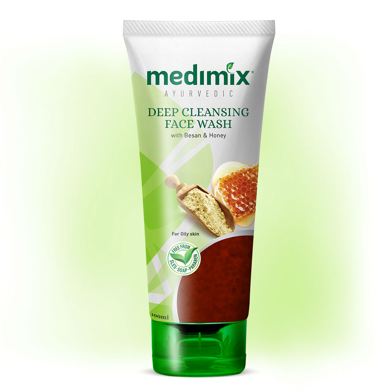 Medimix Deep Cleansing Face Wash