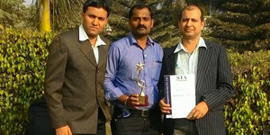 Cholayil wins First Kaizen Award, Rudrapur