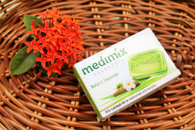 Medimix Natural Glycerine Bathing Bar product review
