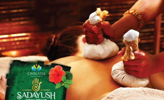 SADAYUSH wellness Cholayil