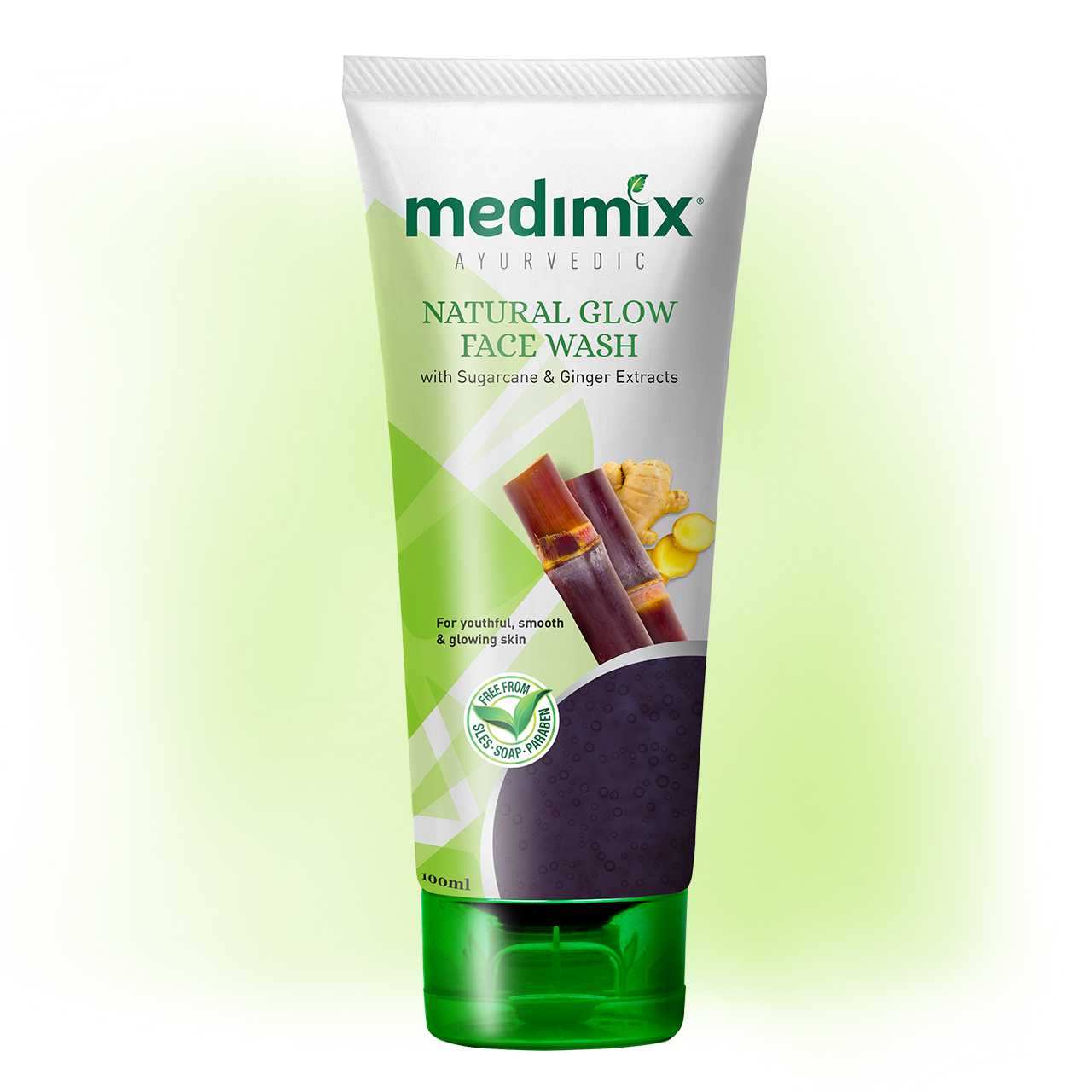Medimix Natural Glow Face Wash